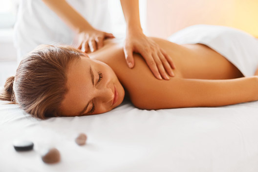 Pacific Ocean Wellness Woman Massage